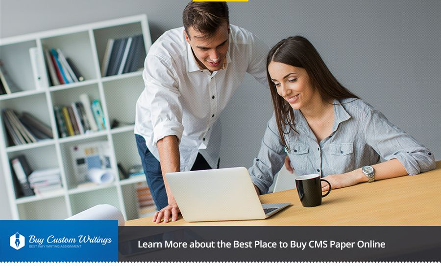 Buy CMS Formatting Paper Services