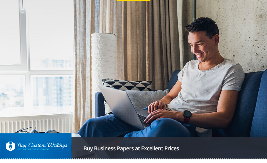Buy Business Papers at Excellent Prices