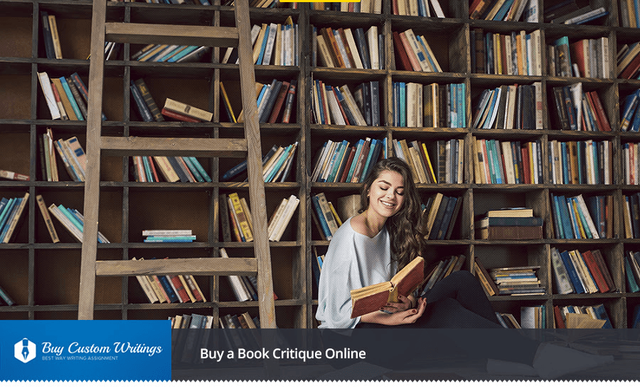 Purchase Book Critique Help Online