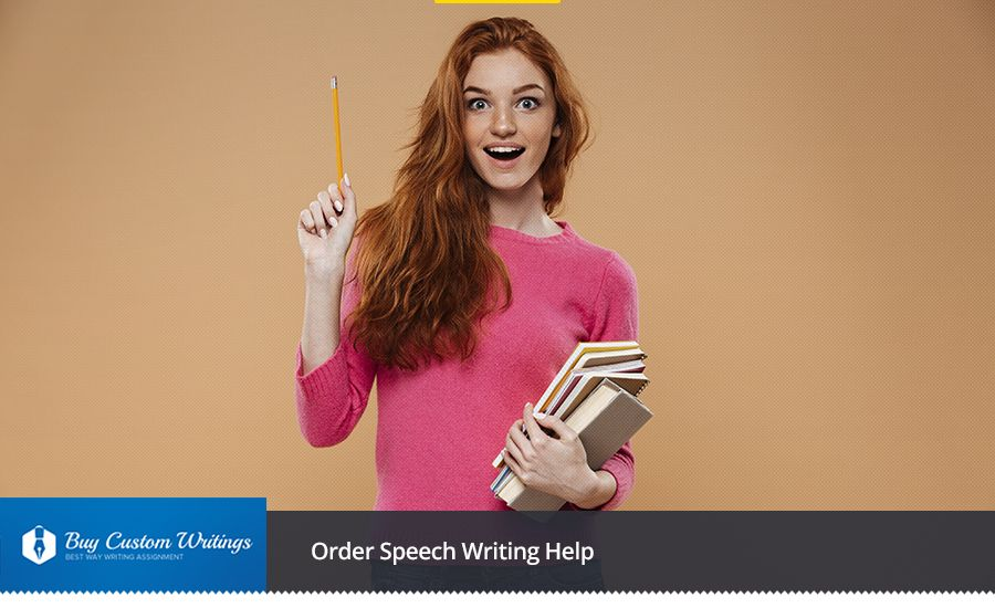 Order Speech Writing Help