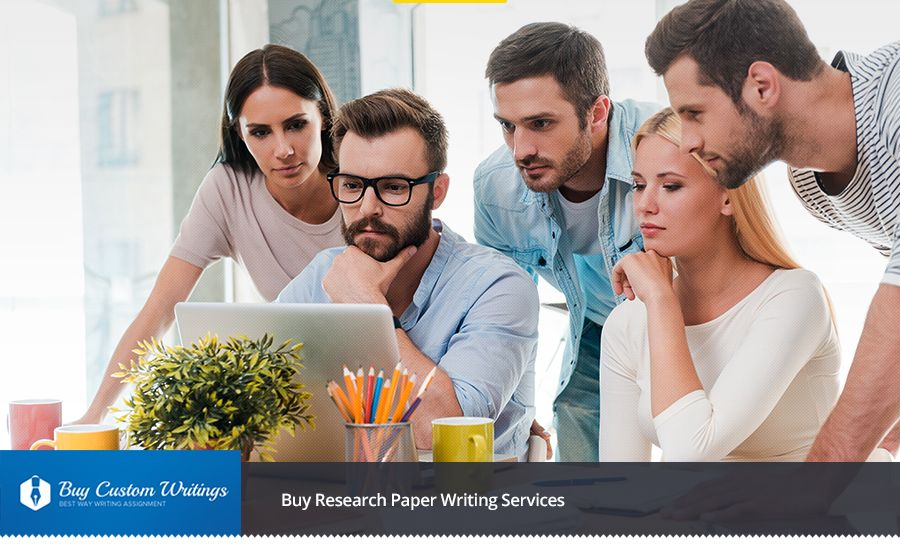 Buy a Custom Research Paper Online Today!