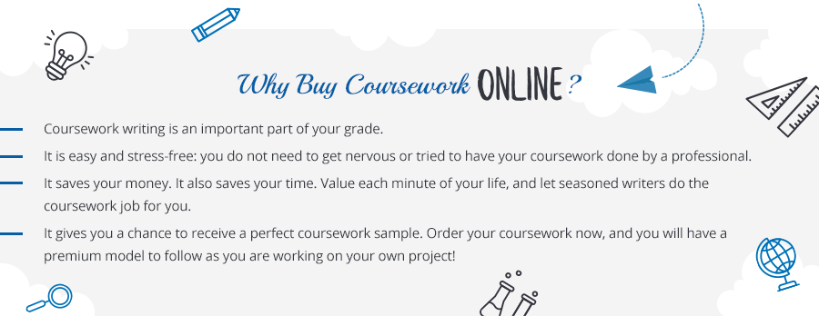 Why Buy Coursework Online