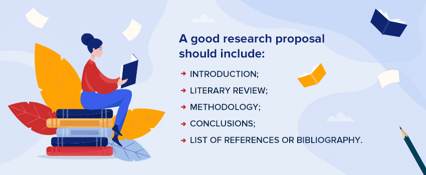What Research Proposal Should Include